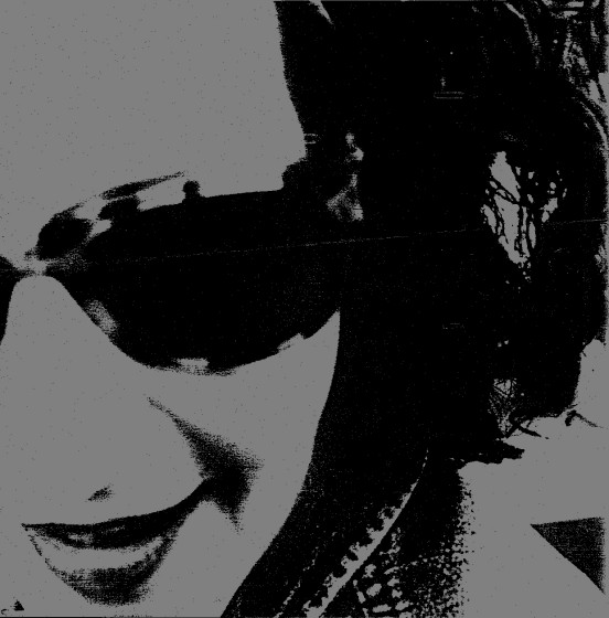 Sunglasses, photocopy
