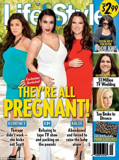 kardashian_kourtney_kim_khloe_theyre_all_pregnant_life_and_style_cover_